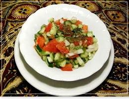 シラーズ サラダ